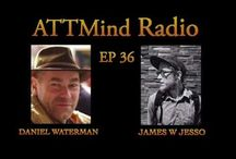 Adventures Through The Mind / This is my podcast.  I am interested in psychedelics, psychology and sexuality and I interview epic humans who know what's up in those fields.