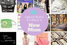 Great Ways To Help A New Mum