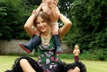 Inspiratie / De mooiste foto's van kinderen (en ouders) op Pinterest.