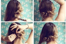 Hair/Makeup/Nails / by Richelle Revelle