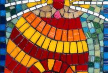 Mosiacs & Stained Glass