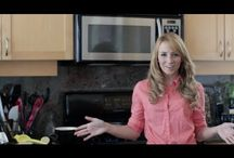 Cooking Secrets of a Single Girl: Video Tips / by Little Leopard Book