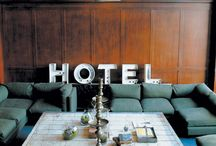 hotel / by Joojee Araya