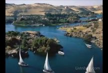10 Longest rivers in the African continent