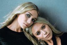 Olsen Twin / Mary Kate and Ashley Olsen