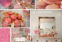 Sweet Tables / Inspiration for Sweet Table Desserts