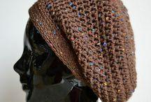 krochet / diversidad de cosas hachas en crochet