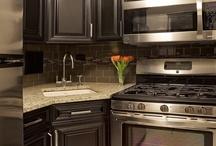 kitchen ideas / by Ginger Strain