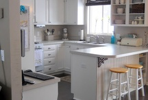 Pretty Things (Kitchens) / by Clare Richard