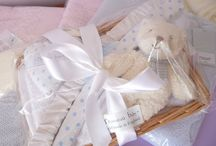 Ellie Carlisle Gifts - Baby Gift Baskets / Exclusive gift baskets for new baby, baby shower