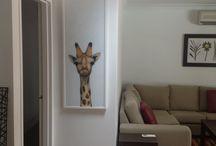 Charles Hannah - Animal Artworks