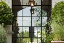 Horton contemporary doors