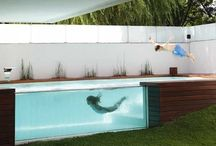 modern pools to lust after