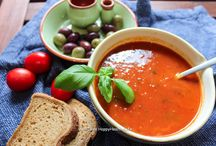 Soups / You can never eat enough soups. I love soups therefore I am sharing with my favorite soup recipes.