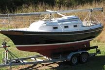 Bayfield Sailboats / Gozzard designed sailing vessels from Bayfield Boatyard, Canada