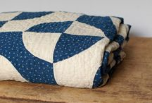 **Happy blue and white Quilts**