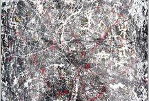 Abstracten / Het laten ontstaan zonder te denken!
