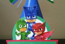 pj masks birthday party boys