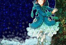 Fairy Oak character design