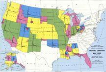 Maps, Charts, Graphs, Blueprints / by Merik