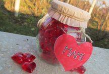 Heart (Szivecske) / Home made hearts Szivecskék házilag