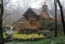 Fairytale, Storybook Architecture