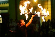 Fire / Le fiamme che che catturano