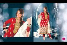 Preity Zinta Suit Collection