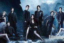 The Vampire Diaries / by Kira Schwickerath