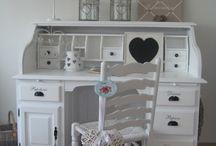 wooninspiratie meidenkamers / ideeen voor ons nieuwe huis