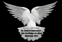 https://www.facebook.com/gavinhillauthor / My poetry Picture page