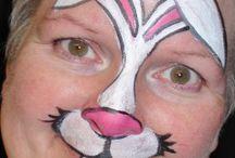 Pinturas faciales