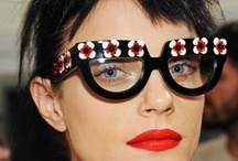 EYE WEAR / Our passion for eye wear is endless