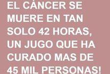 Recetas par el cáncer