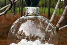 Glass Ornaments (for any occasion)