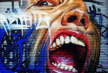 Graffiti & Street Art / by Wayne Paton