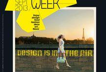 PDW 2013 / L'événement international grand public 100 % design. De la création à l'architecture d'intérieur en passant par la gastronomie, vivez les ÉNERGIES créatives parisiennes dans une ambiance chaleureuse et festive ! / by Paris Design Week