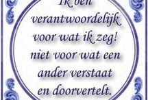 tegeltjes wijsheid  Nederland