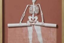 Skeletal / by Rebecca Price
