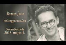 Boldog Brenner János