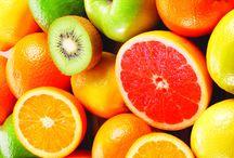 Fruits / Healthy is delicious