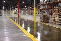 Warehouses conversion