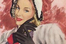 Gloves / by Cartita Design * Caroline Bonne-Müller