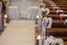 fiori  chiesa