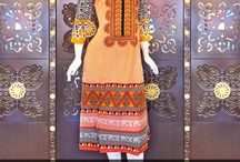 Designer Cotton Kurtis Collection.