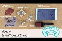 Beginners stamping