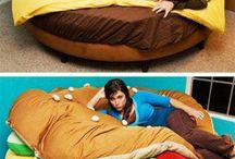 Cool Beds / Places to sleep