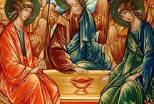 Icon - Holy Trinity