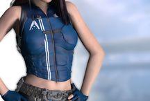 Futuristic Costume Ideas Sci Fi