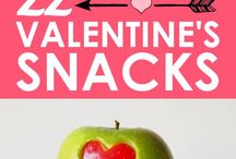 Valentine's Day Ideas for Kids / Fabulous DIY Valentine's Day ideas including crafts, snacks, and more!